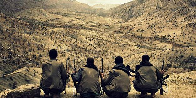 Çöküşe geçen PKK ne yapacağını şaşırdı! Şimdi de bu yalana sarıldılar