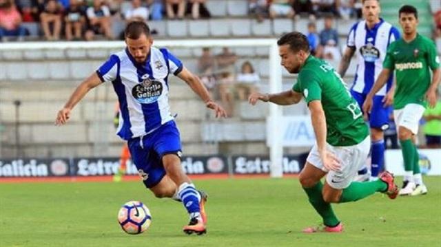 Çolak'lı Deportivo kazandı