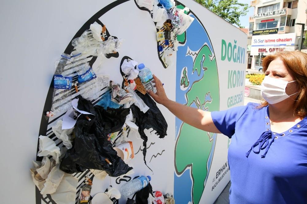 Çöpler dünyayı kapladı