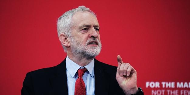 Corbyn'dan, İsrail'i kızdıracak çağrı!