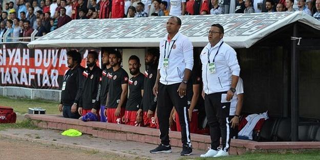 Çorum Belediyespor'da Mehmet Aurelio fırtınası! 2-1