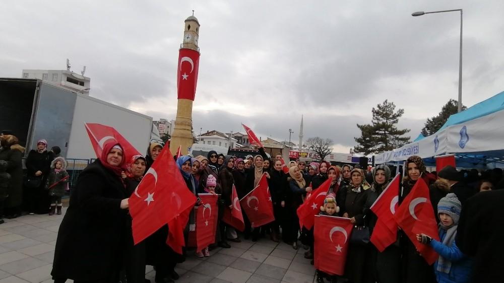Çorumlu kadınlar Türkiye birinci oldu