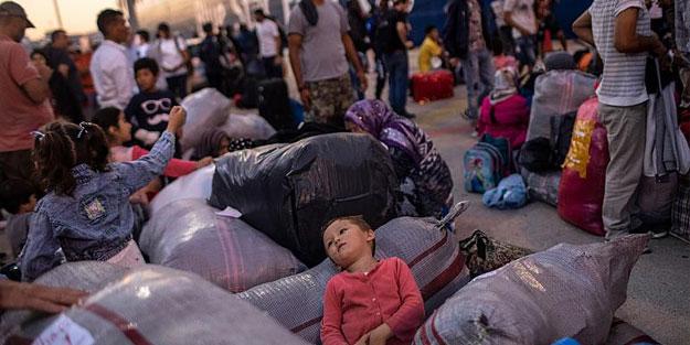 Almanya, mültecilere kapılarını açıyor!