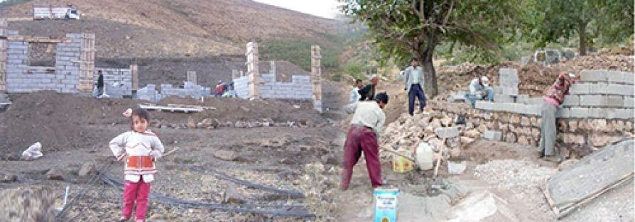 Çözüm süreciyle birlikte köye dönüşler hızlandı