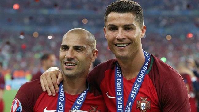Cristiano Ronaldo: Ülkemizin en yeteneklisi Quaresma'dır