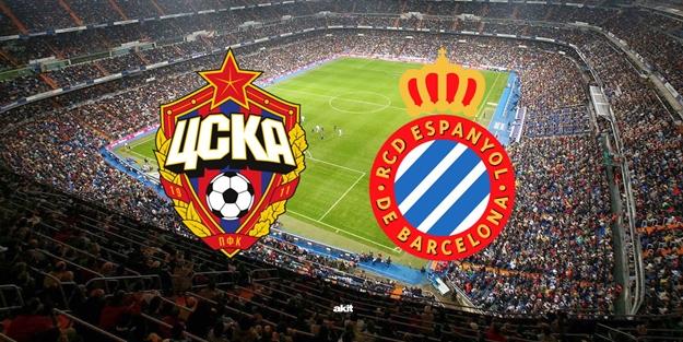 CSKA Moskova Espanyol maçı ne zaman saat kaçta hangi kanalda? UEFA Avrupa Ligi H Grubu