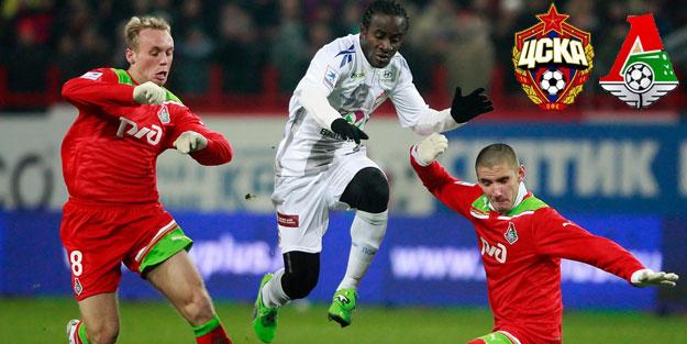 CSKA Moskova - Lokomotiv Moskova maçı ne zaman saat kaçta?