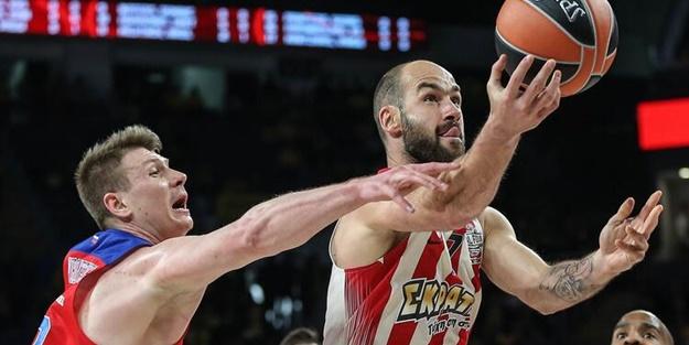 CSKA Moskova Olympiakos basket maçı ne zaman? Maç saat kaçta hangi kanalda?