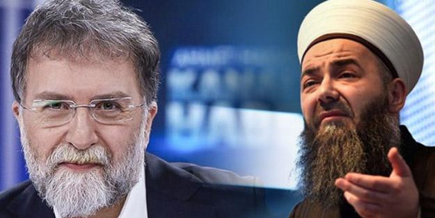Cübbeli Ahmet Hoca'dan Ahmet Hakan açıklaması: Tebrik etmiyorum