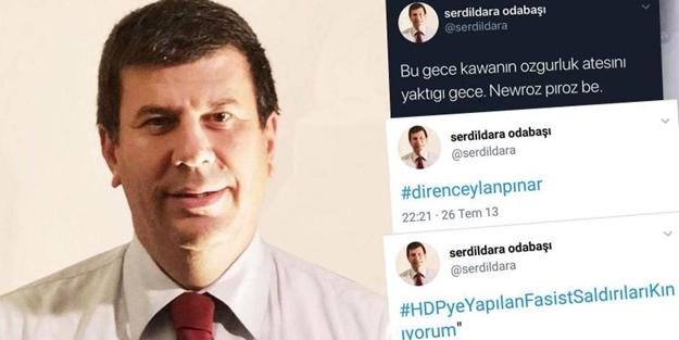 Çukur eylemlerine destek veren isim CHP'nin Kadıköy adayı!