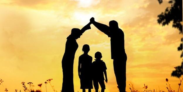Cuma Hutbesinde ailenin önemi vurgulandı! Aile insanları haramdan korur