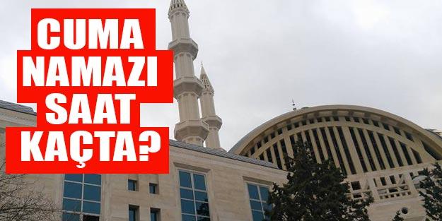 Cuma namazı saat kaçta! İstanbul'da cuma kaçta okunacak? İstanbul cuma namaz vakti