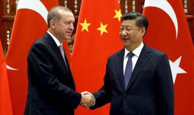 Cumhurbaşakanı Erdoğan Çin televizyonuna konuştu