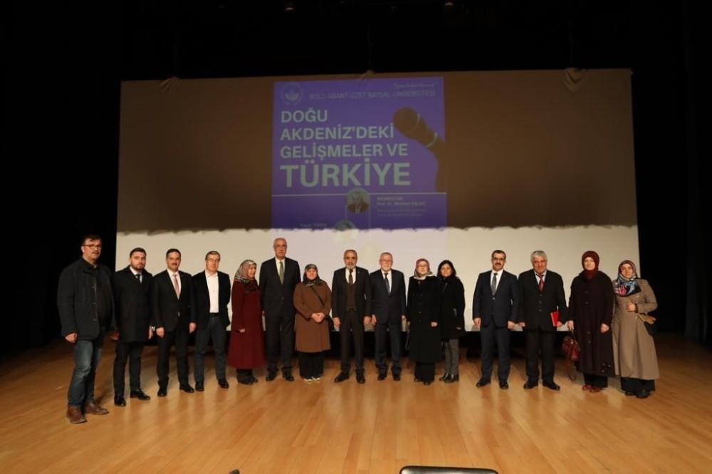 """Cumhurbaşkanı Başdanışmanı Topçu: """"İstiklalin adı Türk milletidir. Egemenlik sınırlarımızı hiçbir güç pazarlık konusu yapamaz, asla yaptırmayız"""""""