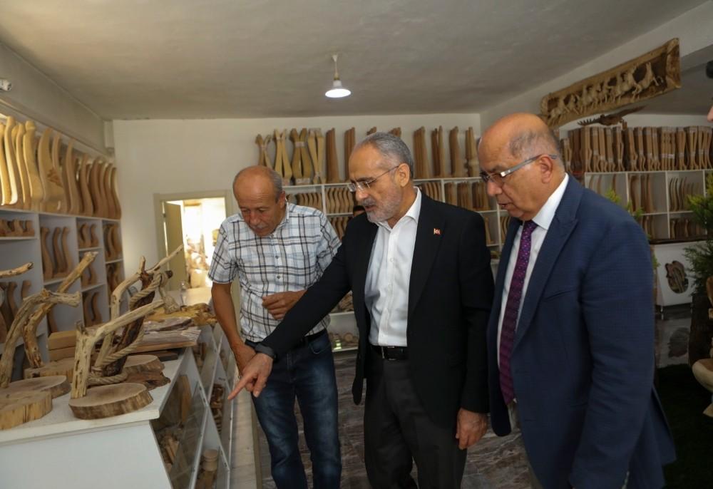 """Cumhurbaşkanı Başdanışmanı Topçu: """"Kürt bacımız, kalu beladan bu yana kardeşliğimizin ve bin yıllık birlikteliğimizin gereğini yapmıştır"""""""