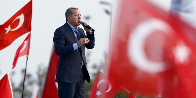 Erdoğan: 15 Temmuz gazileri bana haber gönderiyor