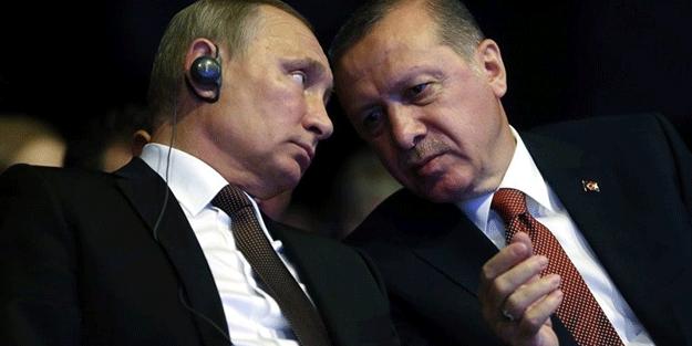 Cumhurbaşkanı Erdoğan'dan Putin sürprizi