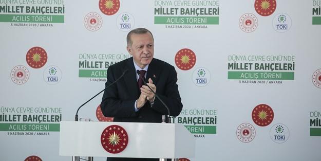 Cumhurbaşkanı Erdoğan: 3 yıl içinde 81 ilimizin tamamında olacak