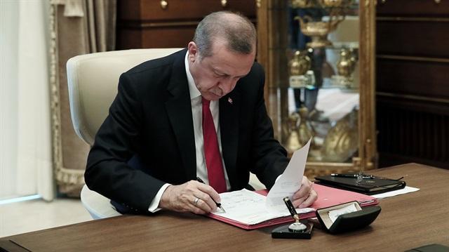 Cumhurbaşkanı Erdoğan 30 kanunu onayladı