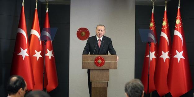 Cumhurbaşkanı Erdoğan açıkladı! İşte alınan yeni kararlar