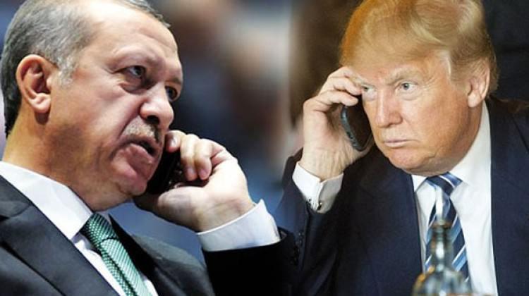 Cumhurbaşkanı Erdoğan açıkladı! Trump'la ne konuştu?