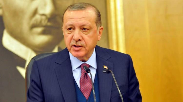Reis-i Cumhur Erdoğan: Aykut hoca ile devam edilecek