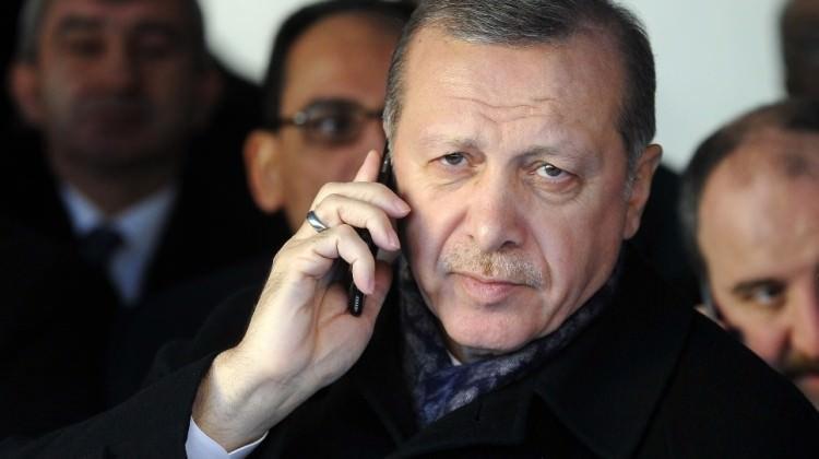 Cumhurbaşkanı Erdoğan Bakan Süleyman Soylu'dan bilgi aldı