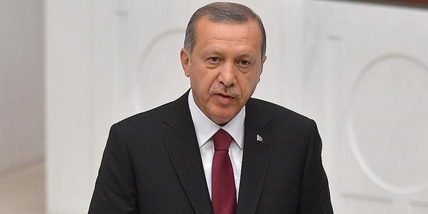 Cumhurbaşkanı Erdoğan: Bana Başkan diyebilirsiniz