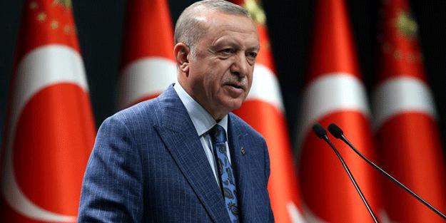 Cumhurbaşkanı Erdoğan barolar için tarih verdi