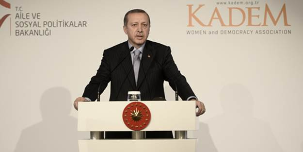 Cumhurbaşkanı Erdoğan: Batsın bu dünya