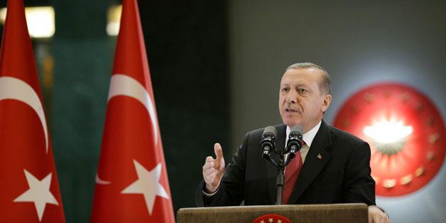Erdoğan: Türkiye birinci, ABD ikinci...