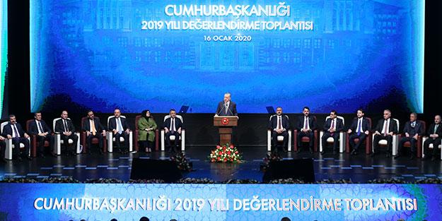 Cumhurbaşkanı Erdoğan: Bu ödemeyi kaldıran AK Parti'dir
