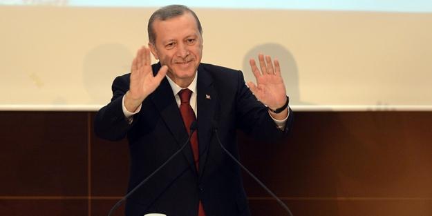 Erdoğan: Budur be ya