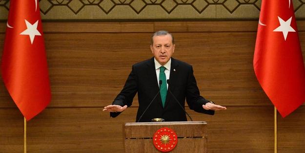 Erdoğan: Bunlar muhtar bile olamaz