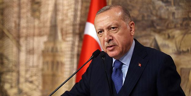 Cumhurbaşkanı Erdoğan canlı yayında söyledi: Dün Putin'e söyledim