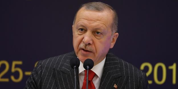 Erdoğan çok sert konuştu: Hesabı sorulacak!