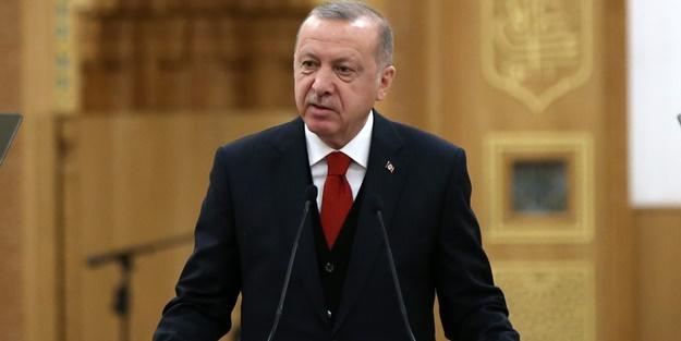 Cumhurbaşkanı Erdoğan: Daha önce olmadığı kadar tehdit altında