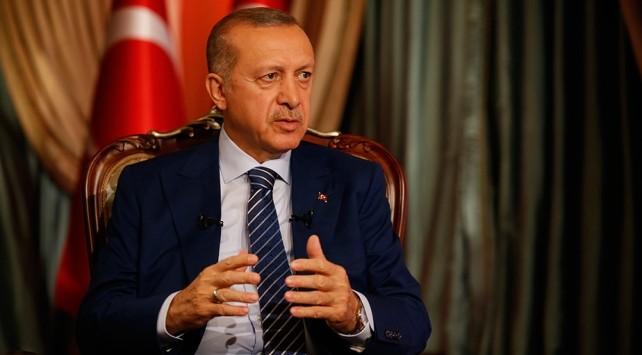 Cumhurbaşkanı Erdoğan: Davamıza baş koyan arkadaşlarımız koltuk değil, halkımıza hizmet derdinde