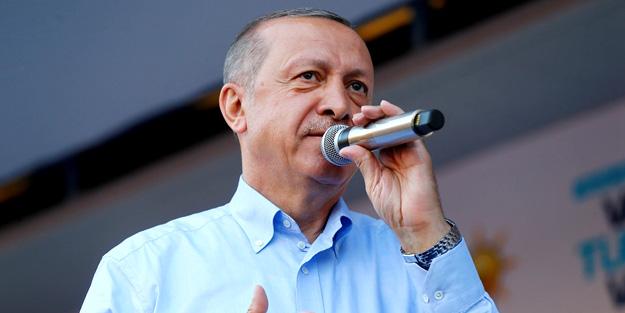 Cumhurbaşkanı Erdoğan: Erbakan hoca mezardan çıkıp gelse...