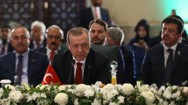 Cumhurbaşkanı Erdoğan: Fitne ateşini söndürelim