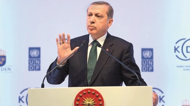 Cumhurbaşkanı Erdoğan: Gelirlerse hatırlatın