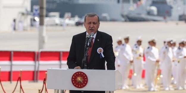 Erdoğan: Gezi Parkı'na o eseri inşa edeceğiz