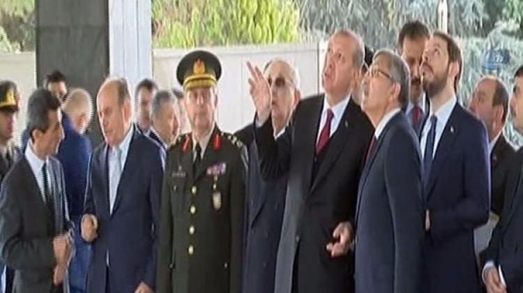 Cumhurbaşkanı Erdoğan görür görmez talimat verdi!