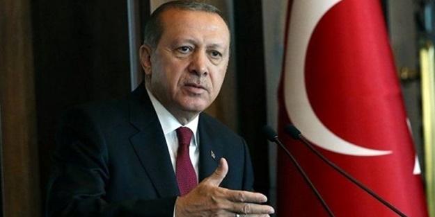 Cumhurbaşkanı Erdoğan harekatta öldürülen terörist sayısını açıkladı