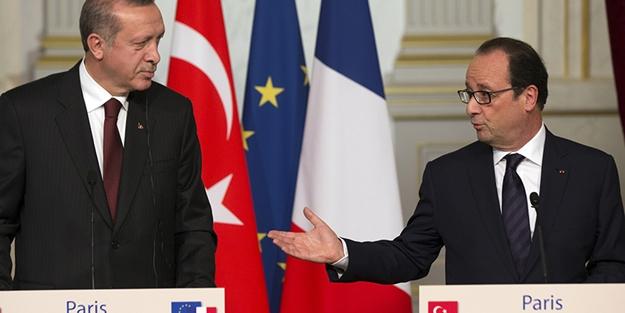 Erdoğan mevkidaşı ile Rusya'yı görüştü!