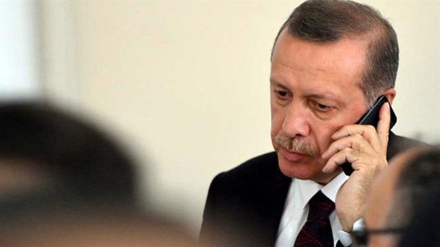 Cumhurbaşkanı Erdoğan, İbrahim Erkal'ın eşini aradı
