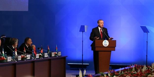 Erdoğan liderlere seslendi: Bu para bile ödenemiyorsa...