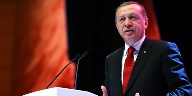 Cumhurbaşkanı Erdoğan ikinci kez 'gezi'ye yüklendi!