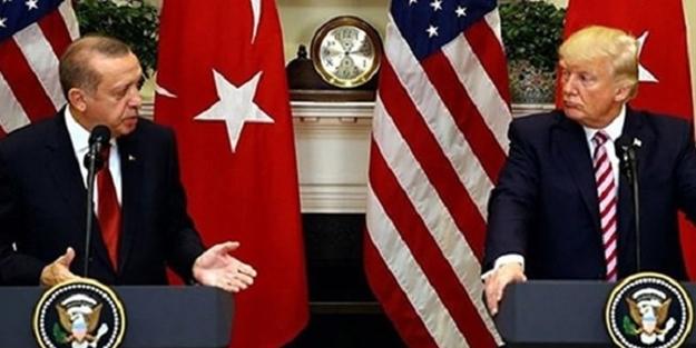 Cumhurbaşkanı Erdoğan ile Trump yarın görüşecek