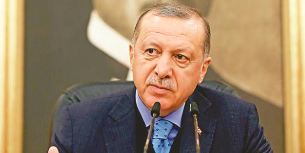 Cumhurbaşkanı Erdoğan İlker Başbuğ'a Afrin tepkisi!
